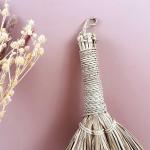 Grand Pompon naturel en Palmier