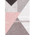 Tirage photo pink marble