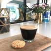 4 tasses espresso en verre Beldi