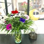Vase Beldi en verre