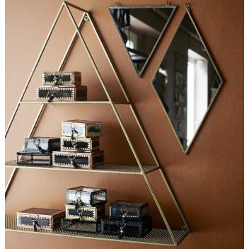 Etagère murale forme triangle - Madam Stoltz