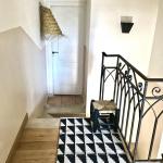 Tapis de couloir en coton style berbère