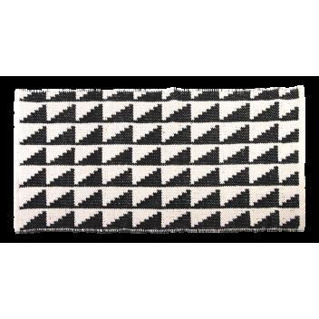 Tapis en coton tissé 70x140 cm