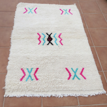 Tapis Marocain Berbère Azilal 145 cm x 95 cm
