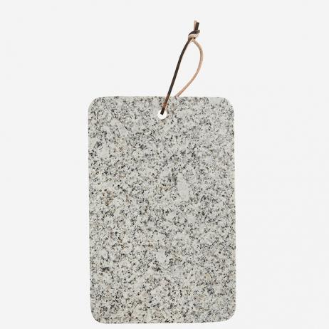 Planche à découper rectangle en Granit