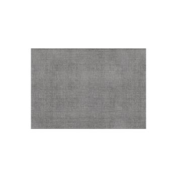 Set de table effet Lin Beija Flor modèle PN4 gris clair