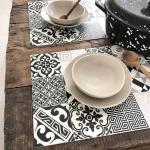 Set de table Beija Flor
