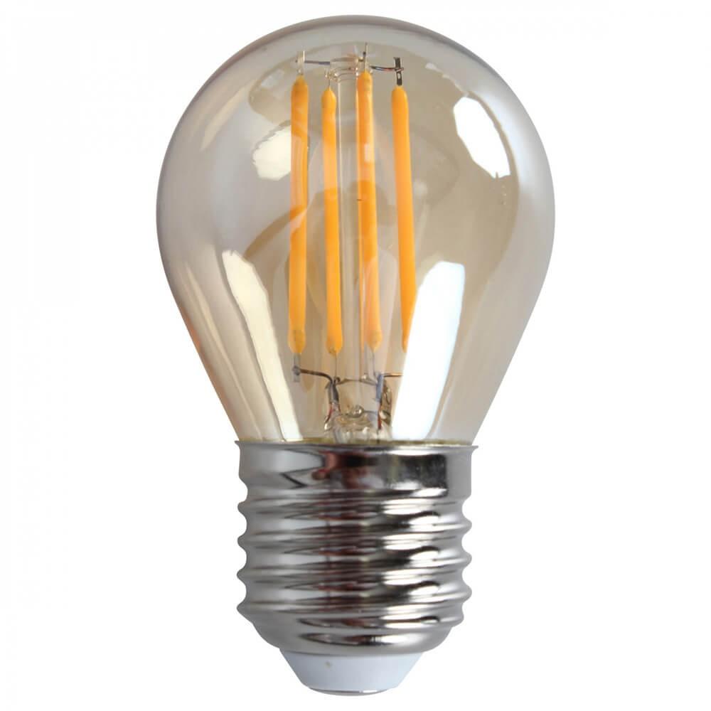 ampoule led e27 r tro edison ambr e avec lumi re douce. Black Bedroom Furniture Sets. Home Design Ideas