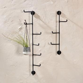 Crochets Muraux pivotants en Métal pour suspendre pots ou luminaires