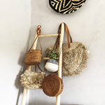 Sac en rotin naturel de qualité Nouvelle forme Ovale - Bali