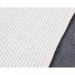 Tapis style Berbère croisillons noir et blanc