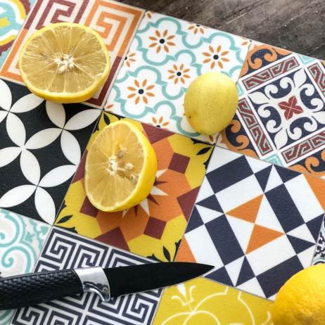 Set de table Beija Flor e10