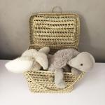 Panier de rangement valise pique-nique
