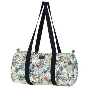 sac allongé motif Abeille en tissu Made in France