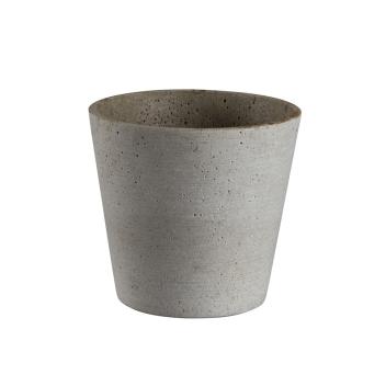 Cache-Pot pour fleur ou plantes rustique en pierre