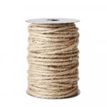 Bobine de ficelle en jute L ou corde épaisse 33 m