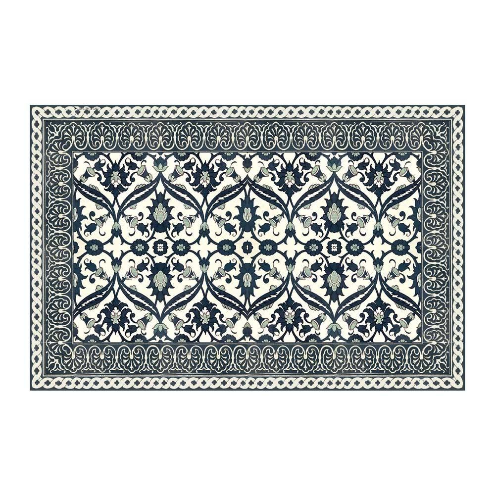 Set De Table Vinyle Beija Flor A12 Collection Armenian