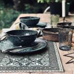 Set de Table Beija Flor Armenian modèle A13