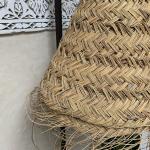 Suspension maroc en fibre naturelle