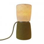 Lampe à poser BaoBa réversible - coloris kaki