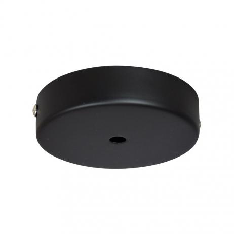 Monture métal noir mat