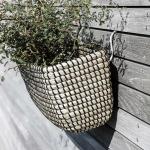 Panier de rangement en Herbier ou Cache-Pot pour vos plantes