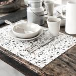 Set de Table Beija Flor effet Terrazzo modèle Tz2
