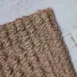 Paillasson ou Tapis d'entrée résistant en fibres de coco