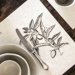Set de Table Beija Flor MG24