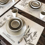 Set de Table Beija Flor MG21