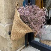Ils sont de retour !  Les magnifiques paniers Mira en chanvre 😍 . . #decorationinterieur #decoboheme #decoboho #paniernaturel #panier #decoaddict #mybohem