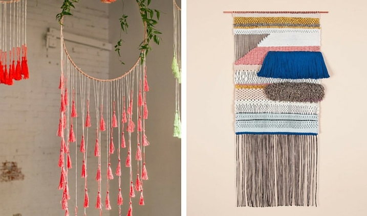 Sur un air de WALL HANGING